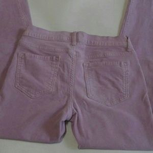 Old Navy Bottoms - Lavender Old Navy Corduroy Size 8